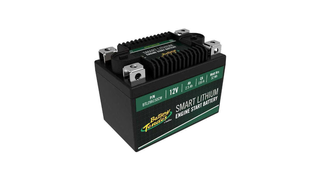 The Best Motorcycle Batteries (Review & Buying Guide) in 2021