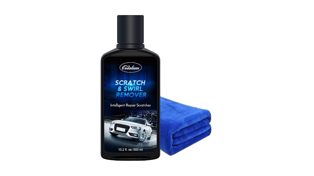 The Best Car Scratch Removers (Review & Buying Guide) in 2021