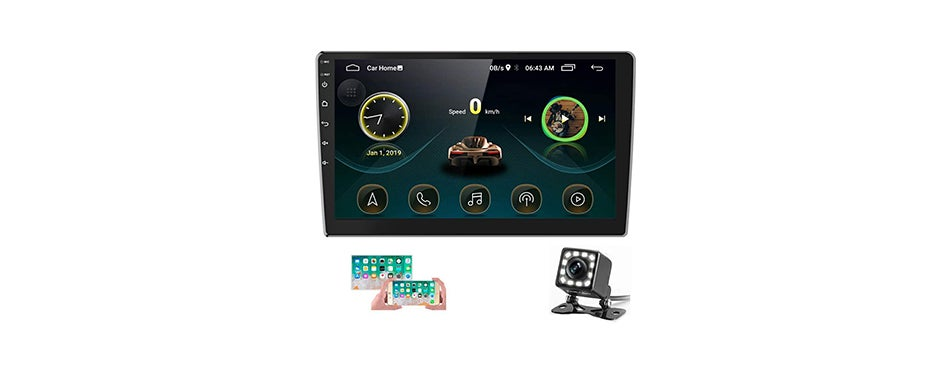 Hikity Android Car Stereo Head Unit