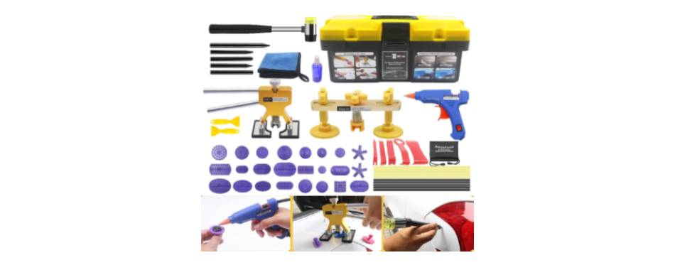 Anyyion Paintless Dent Repair Kit