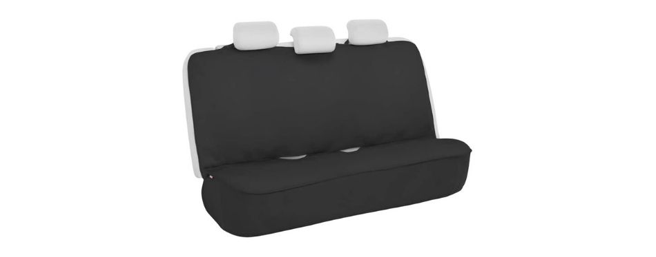 BDK Motor Trend AllProtect Waterproof Rear Bench Seat Cover