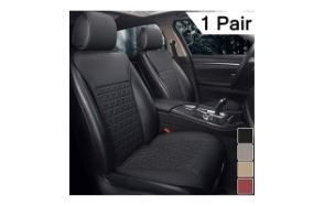Black Panther Luxury PU Car Seat Covers