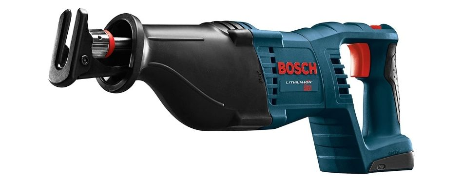 Bosch CRS180B 18-Volt Lithium-Ion Reciprocating Saw