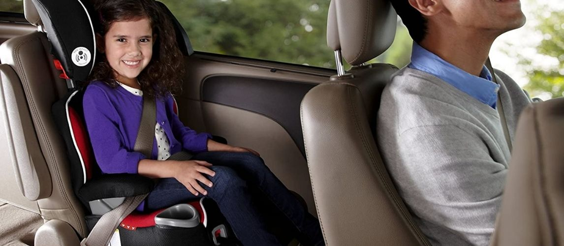 One of the best car seats being used