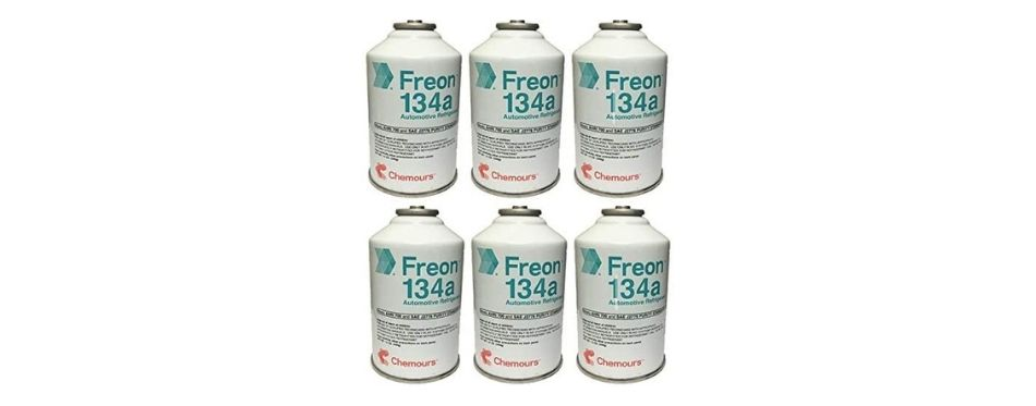 Chemours Brand Automotive Freon R134a Refrigerant