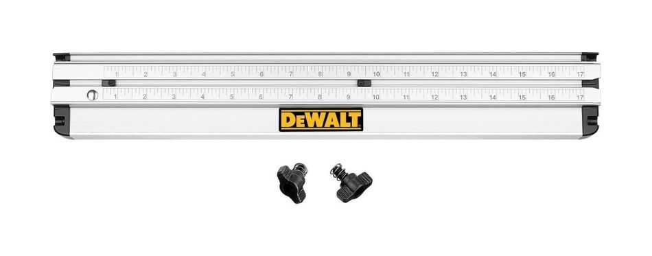 DeWalt 12-Inch Dual-Port Folding Rip Guide