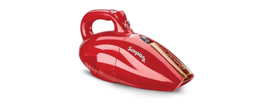 Dirt Devil SD20005RED Scorpion Handheld Vacuum Cleaner