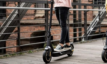The Best Electric Scooters For Heavy Adults (Review & Buying Guide) in 2021