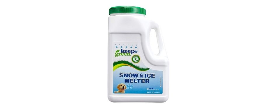 Keep It Green Snow & Ice Melter