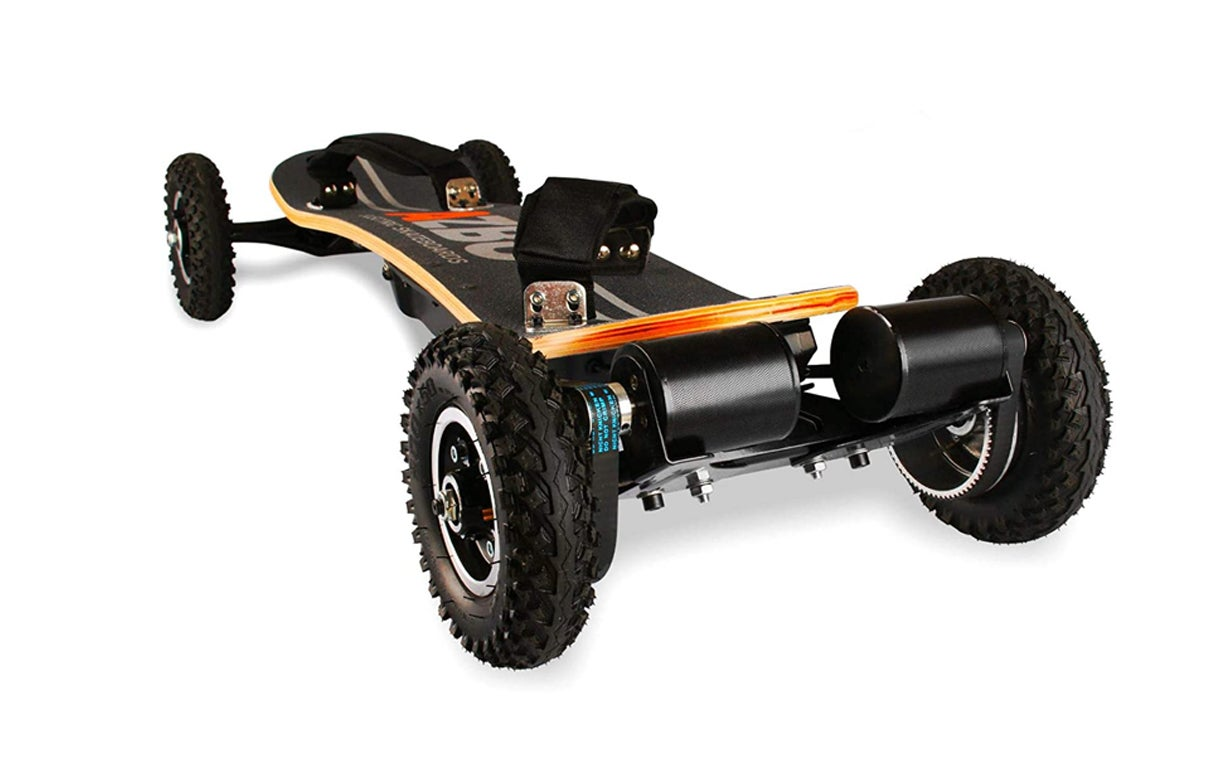 M AZBO off-road Electric Skateboard with Remote Control