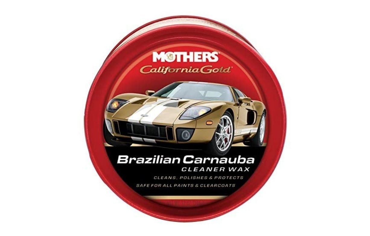 Mothers California Gold Brazilian Cleaner Wax Paste