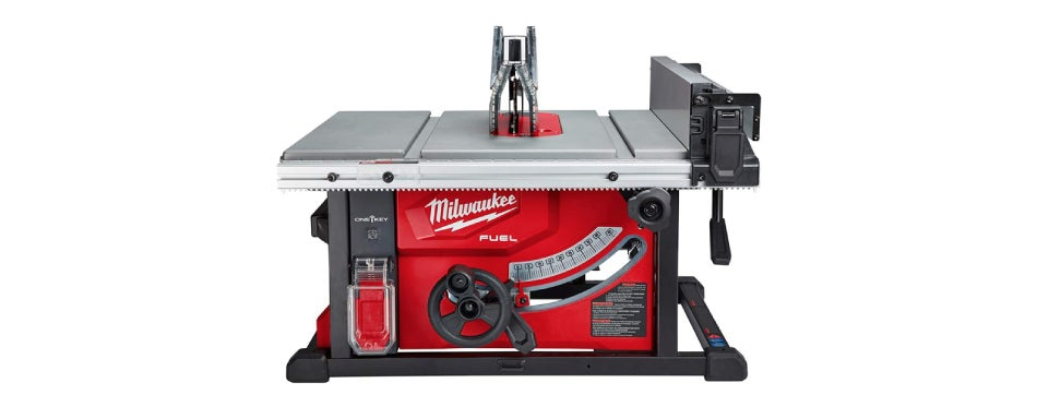 Milwaukee Electric Tools Table Saw