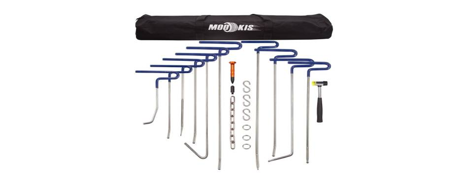 Mookis Dent Removal Rods Set.