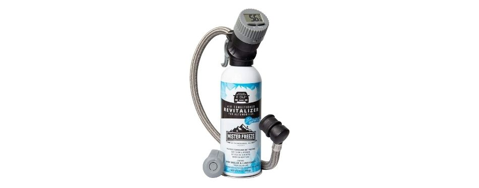Mr. Freeze Car AC Recharge Kit and Leak Sealer