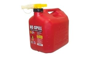 No-Spill 1450 Poly Gas Can