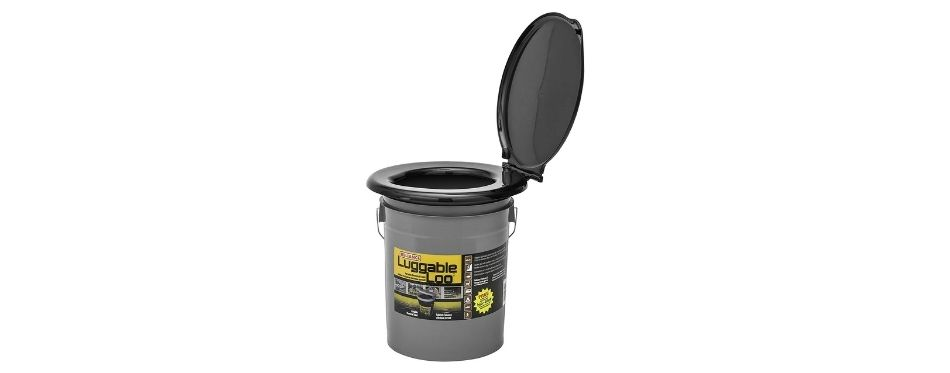 Reliance Products Luggable Portable Toilet
