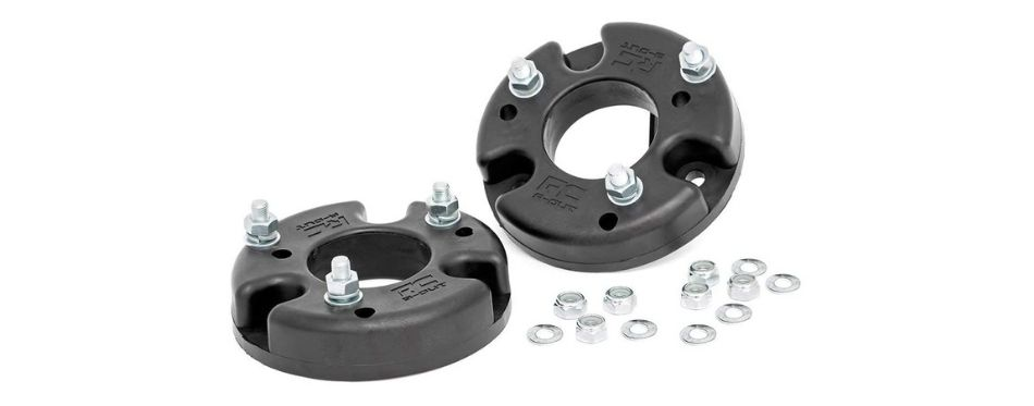 """Rough Country 2"""" Leveling Kit for F-150Raptor"""