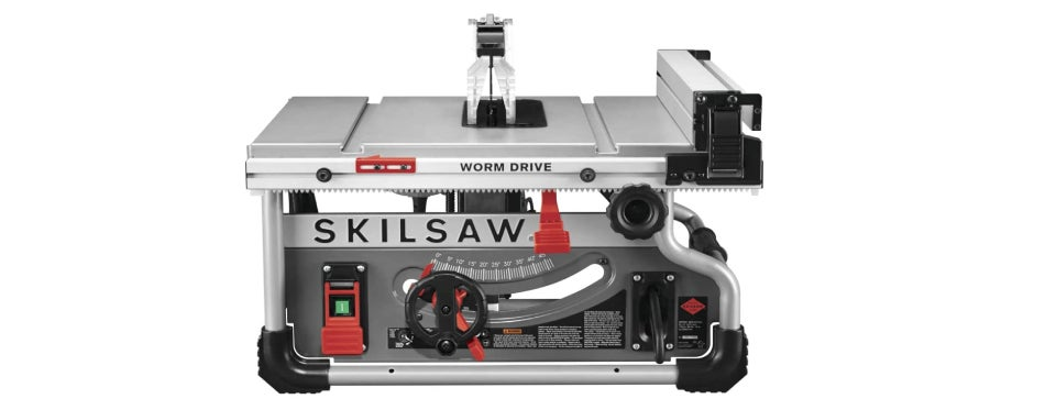 SKILSAW Portable Worm Drive Table Saw