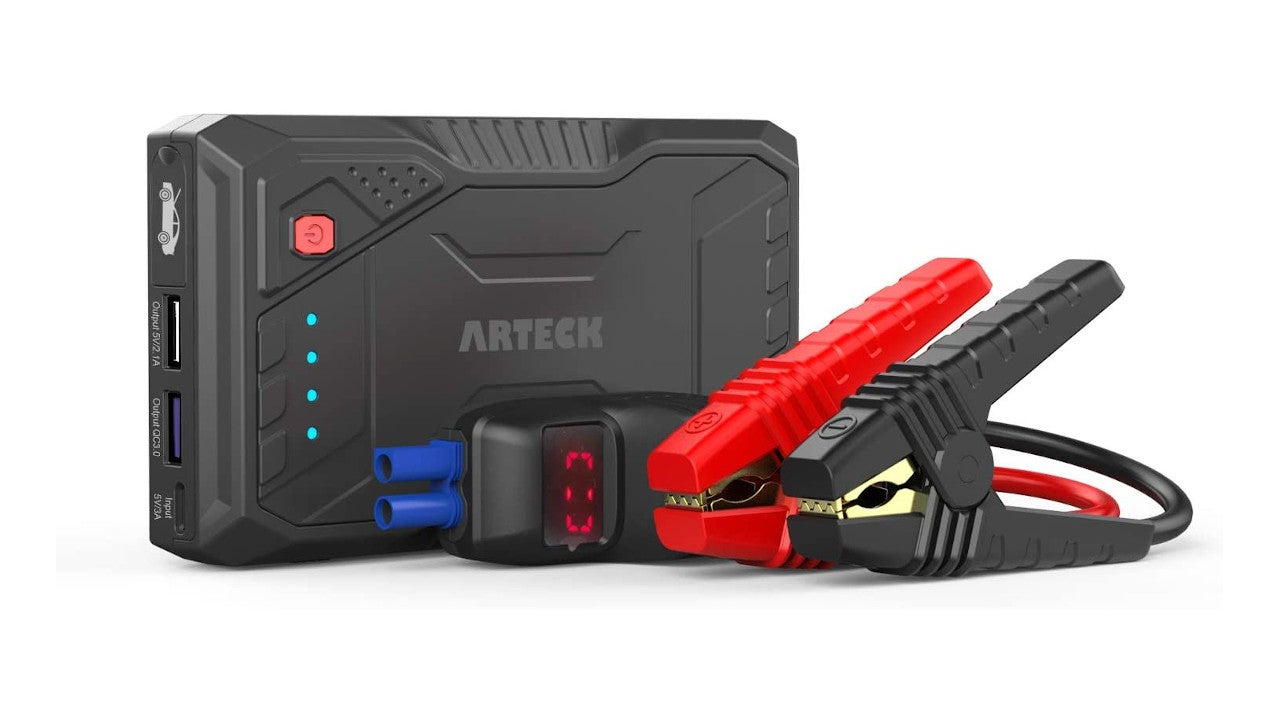 The Best Jump Starters: Bring Your Car Battery Back to Life