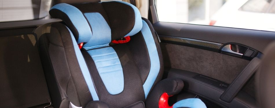 Best Car Seats for a 4-Year-Old