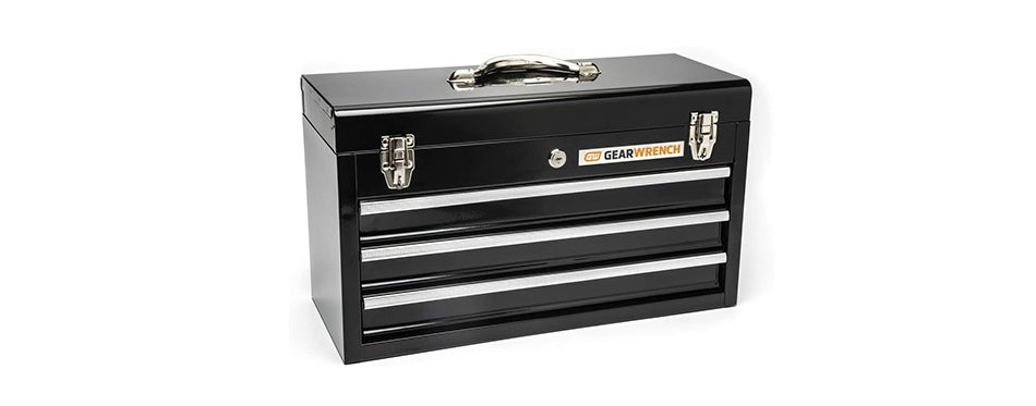 GearWrench 20 3 Drawer Steel Tool Box