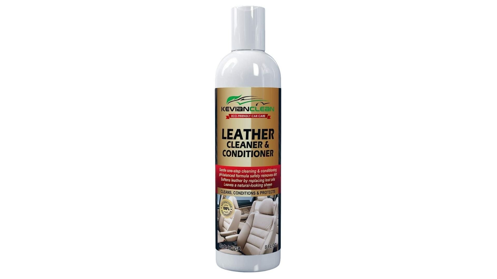 KevianClean Leather Cleaner & Conditioner