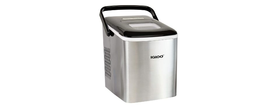 Igloo Automatic Self-Cleaning Portable Electric Countertop Ice Maker