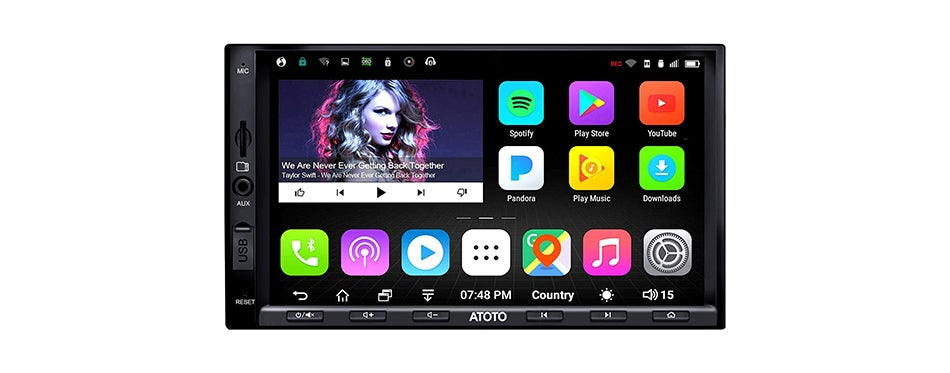 ATOTO A6 Android Car Stereo