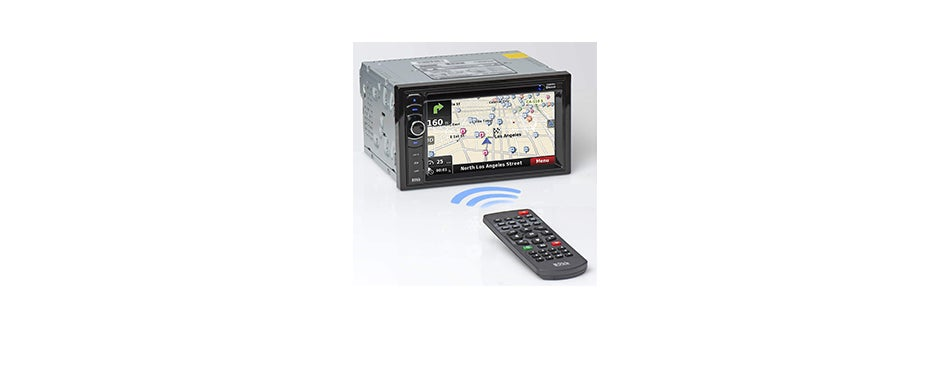 BOSS Audio Systems BV9386NV Receiver