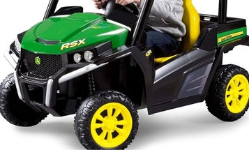 The Best Power Wheels For Rough Terrain (Review & Buying Guide) in 2021