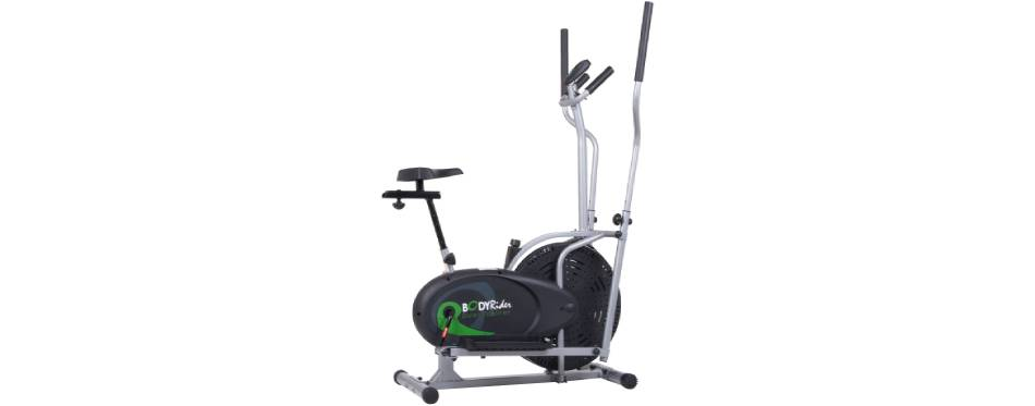 Body Rider Elliptical Trainer and Exercise Bike