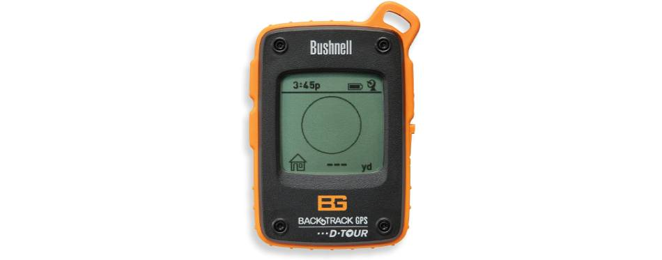 Bushnell Bear Grylls Edition BackTrack D-Tour Personal GPS Tracking Device