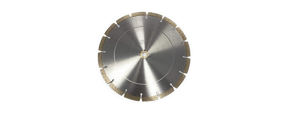 California Tools CT10568S 10-inch 8-Inch Dry or Wet Segmented Saw Blade