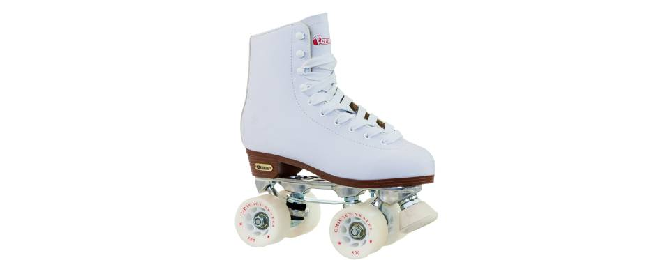 Chicago Women's Premium Leather Lined Rink Roller Skate
