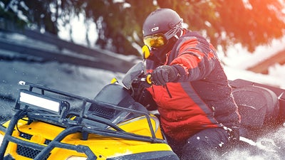 The Best Snowmobile Helmets (Review & Buying Guide) in 2021