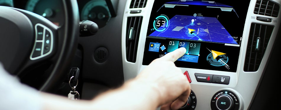 head units for Sound quality with touch screen