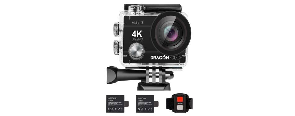 Dragon Touch Action Camera