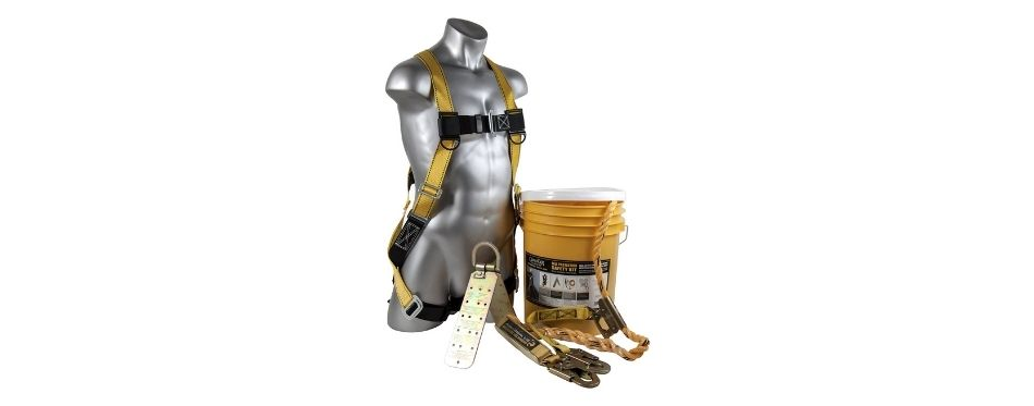Guardian Fall Protection Safety Harness
