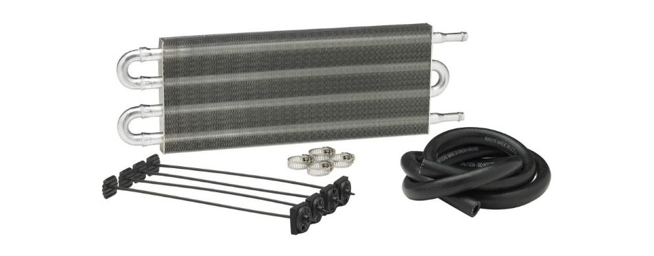 Hayden Automotive 402 Ultra-Cool Tube and Fin Transmission Cooler