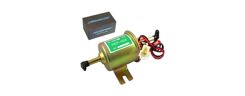JDMSpeed Universal Electric Fuel Pump