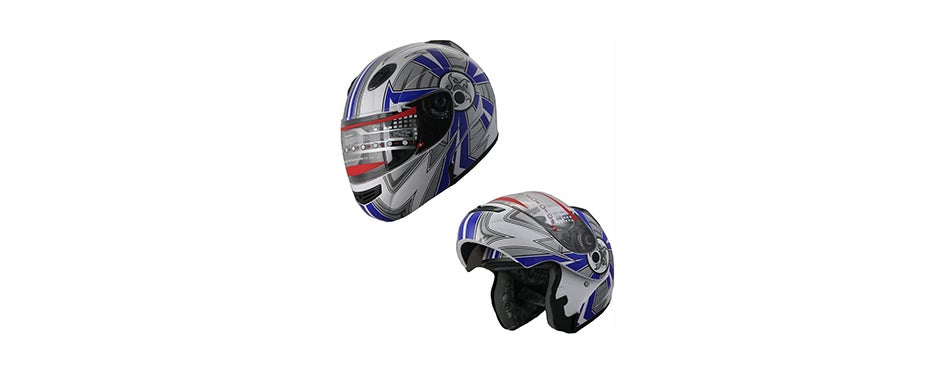 MRC Adult Helmet with Anti-Fog Shield