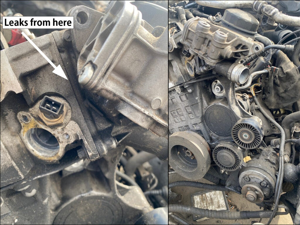 This $15 Gasket Loves To Fail And Kill BMW N54 Engines