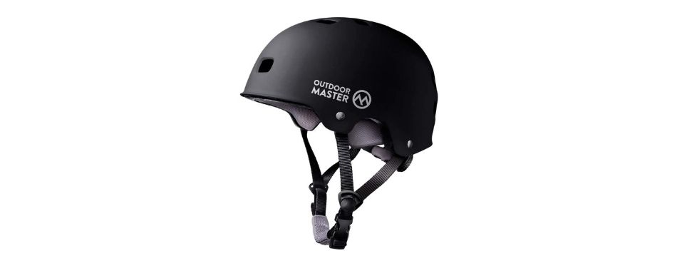 OutdoorMaster Skateboard Helmet