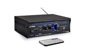 Pyle Bluetooth Mini Stereo Power Amplifier