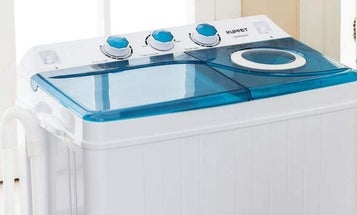 The Best RV Washing Machines (Review & Buying Guide) in 2021