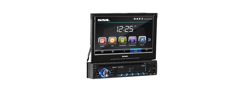 Sound Storm Labs SD726MB 7-Inch Car Stereo