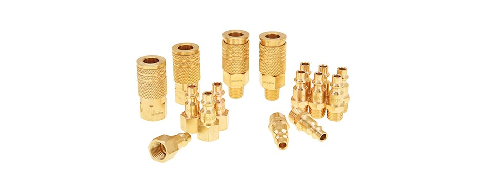 Sungator Air Coupler and Fittings