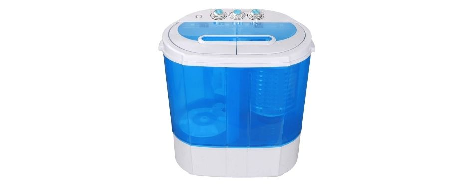 Super Deal Portable Compact Washing Machine