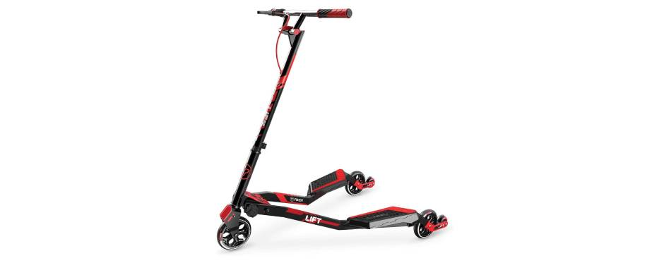Yvolution Y Fliker Lift Swing Carving Scooter