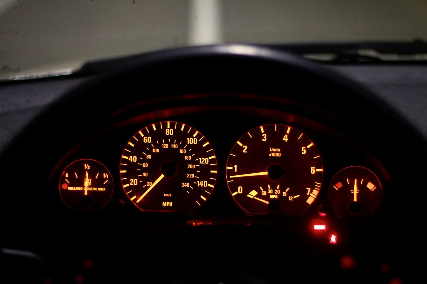 We're Really Going to Miss Analog Gauges